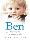Ben (eBook)